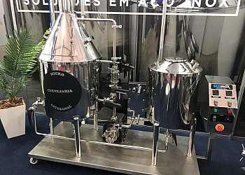 Máquinas de fazer cerveja