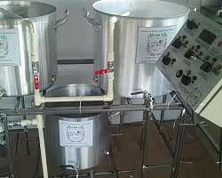 Kit fabricação de cerveja