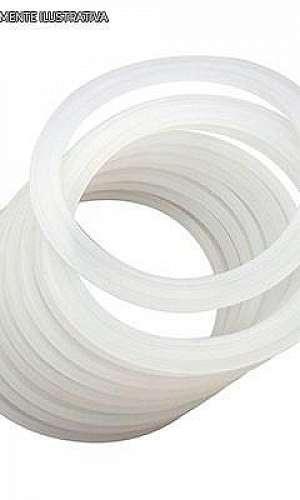 anel de vedação de silicone