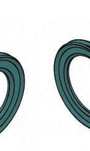 Anel de vedação K ring