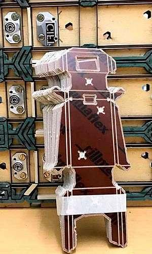 Facas especiais para máquinas automáticas