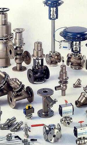 Fornecedor de válvulas industriais