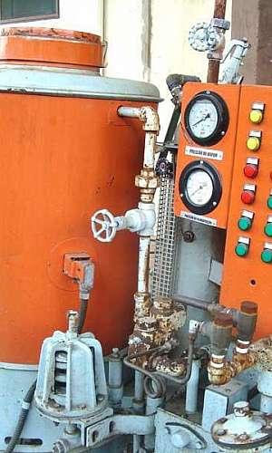 Gerador de vapor a gás
