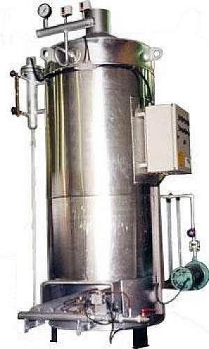 Gerador de vapor eletrico