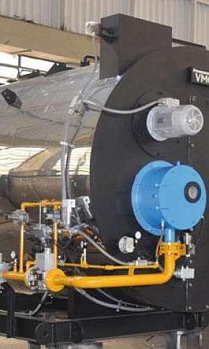 Gerador de vapor GLP