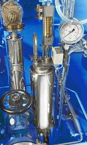 Gerador de vapor puro