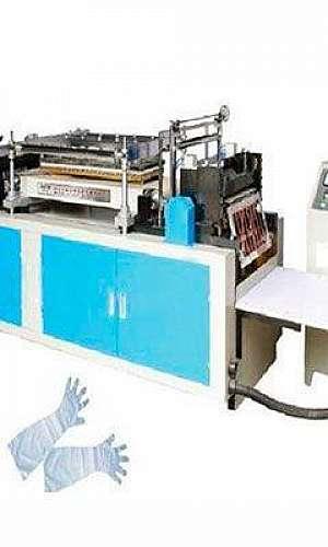 máquina de fabricar luvas