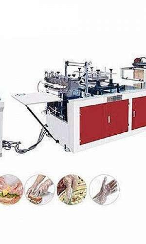 Máquina de fazer luvas