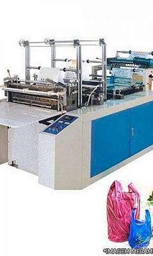 máquina de fazer sacos de lixo preço