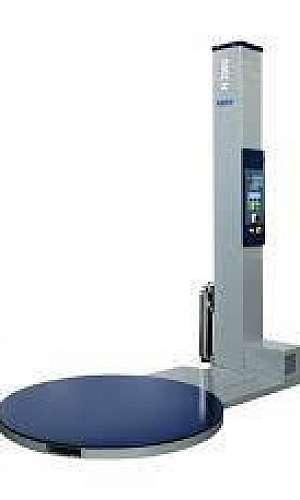 máquina de stretch automática