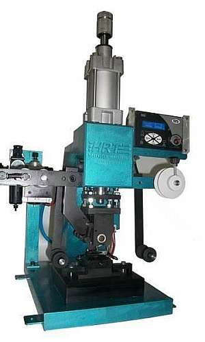 Máquina hot stamping automática
