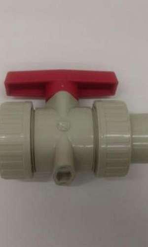 Válvula esfera PVC preço